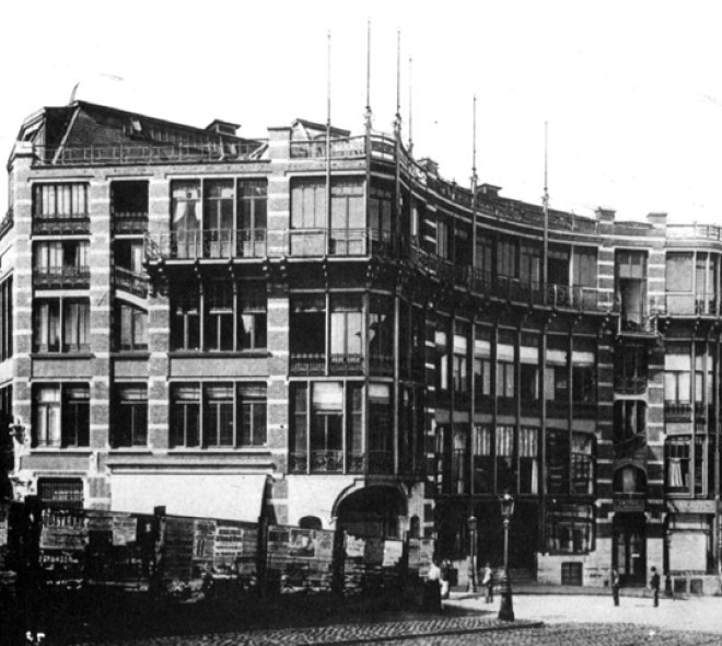 The Disappearance of the Maison du Peuple or the assassination of Victor Horta