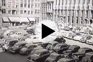 C'était au temps où Bruxelles roulait...