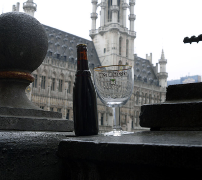 Where to find Westvleteren in Brussels?