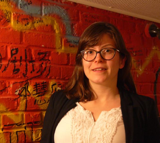 BrusselsLife.be met Laura, zangeres bij Scala