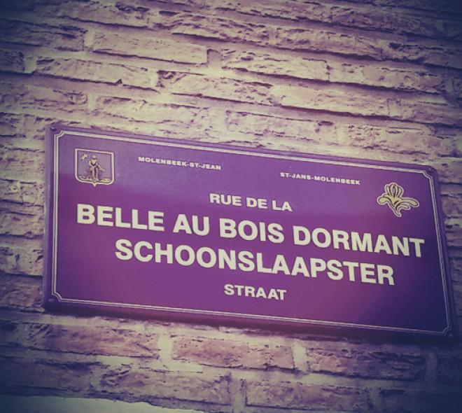 Top 10 des noms de rue improbables à Bruxelles