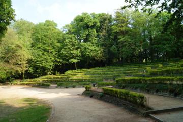 Bruxelles vu côté jardin : le Théâtre de Verdure