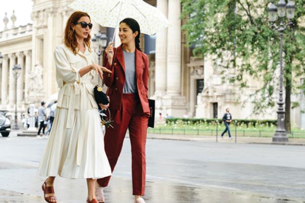 Les chaussures féminines : peut-on être chic à plat ?