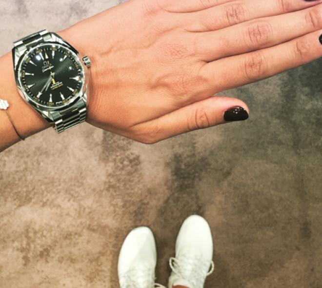 La montre masculine, un IT féminin