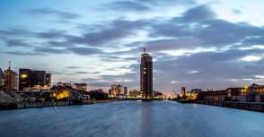 Top 11 des gratte-ciel à Bruxelles