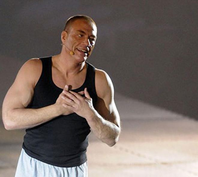 Top 10 des citations de Jean-Claude Van Damme