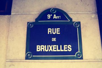 Paris, c'est Bruxelles : la preuve !