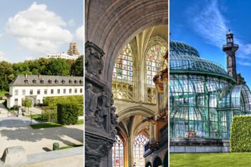 Bruxelles regorge de magnifiques endroits. A la découverte de ceux-ci
