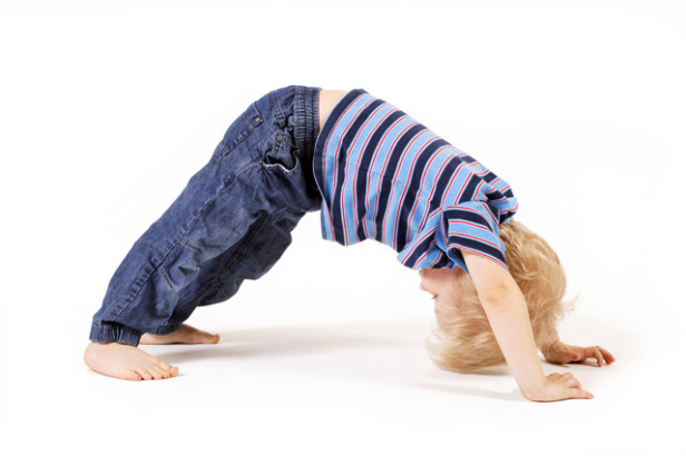 Du yoga pour les enfants : c'est ludique et relaxant