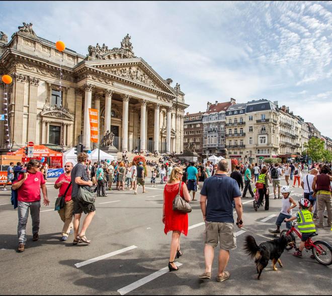 Piétonnier de Bruxelles : nouveaux changements