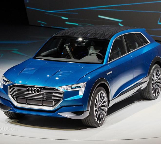 Nouveau modèle chez Audi Brussels