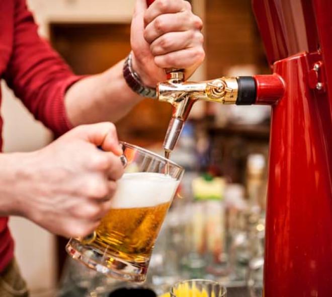 C'est en Belgique que la bière coule le mieux