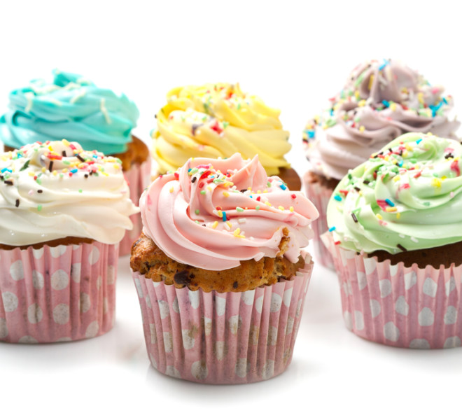 Oh, cupcakes!