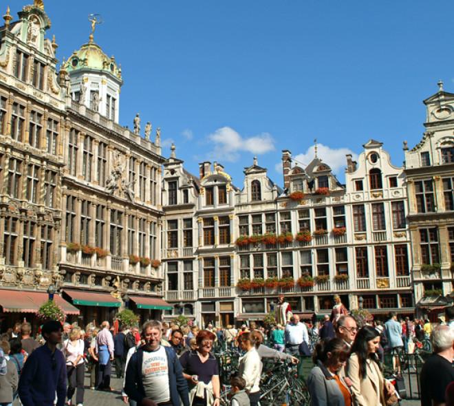 La qualité de vie  : Bruxelles devant Paris et Londres