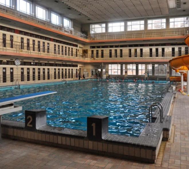 Des piscines communales plus propres