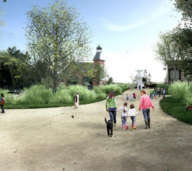 Melting Park à l'Hippodrome de Boitsfort