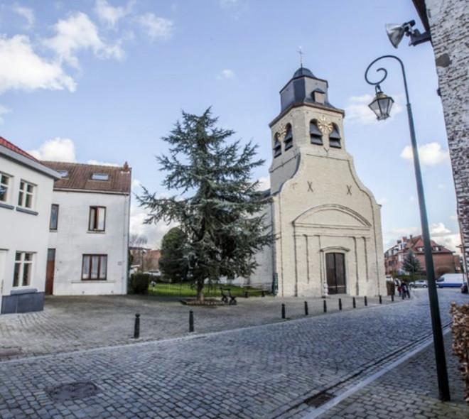 Un centre culturel dans une ancienne église