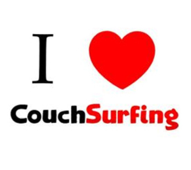 Ride the Couchsurfing wave