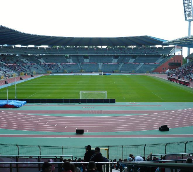 L'Union Saint-Gilloise au Stade Roi Baudouin