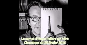 Le comique du moment... Hugo Poliart