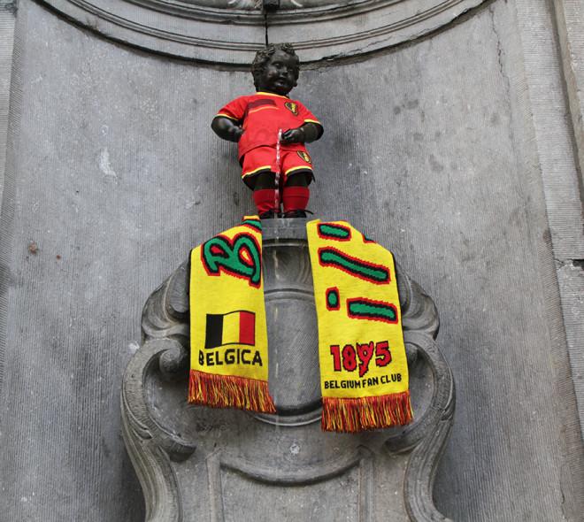 Combien de Diables Rouges sont nés à Bruxelles ?