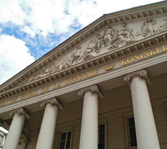 Les travaux du Théâtre de la Monnaie se prolongent
