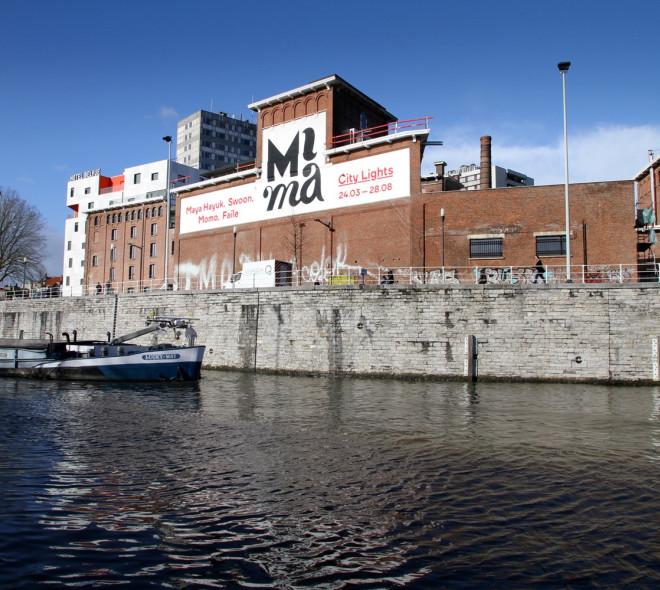Venez visiter en exclusivité le musée Mima à Molenbeek