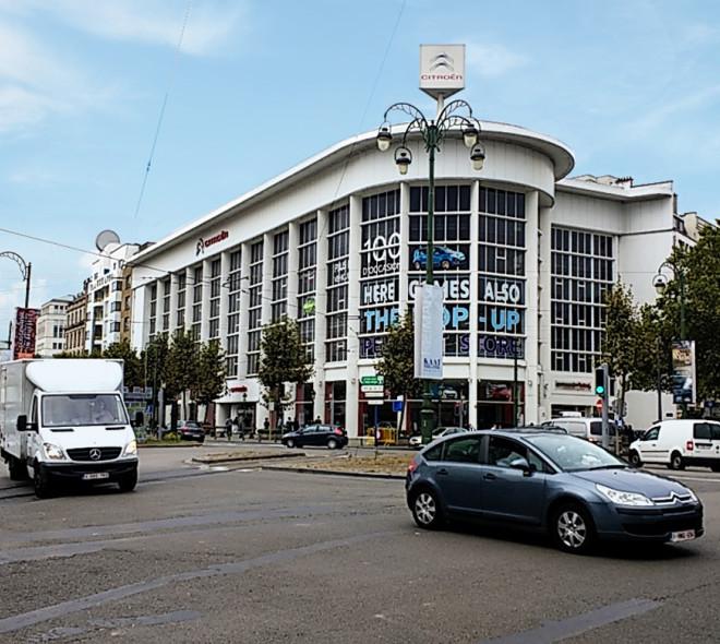 Le Centre Pompidou partenaire du futur Musée d'Art contemporain de Bruxelles