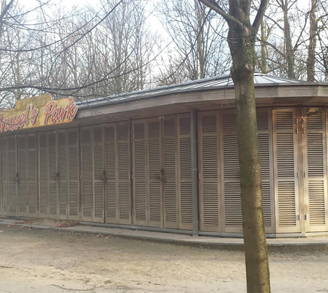 Des idées pour les kiosques du Parc de Bruxelles?