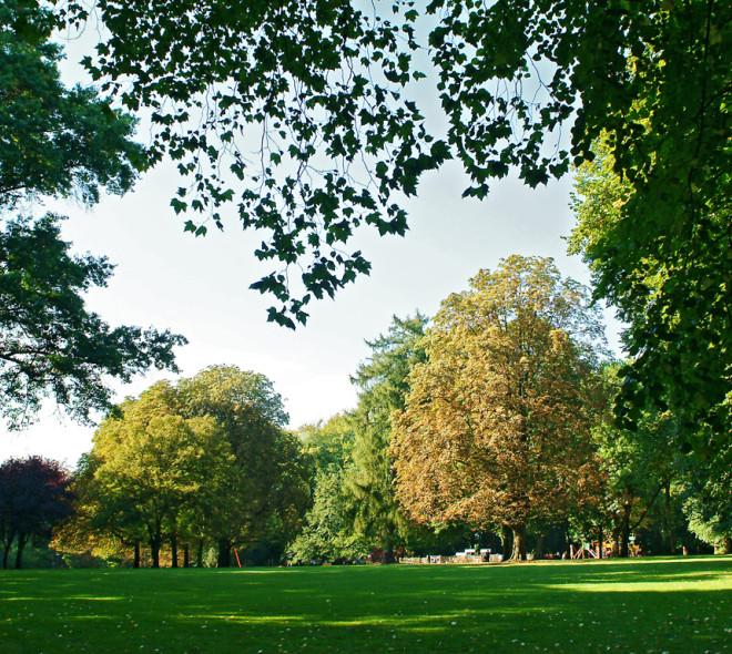 Un banc à votre nom dans le Parc de Wolvendael