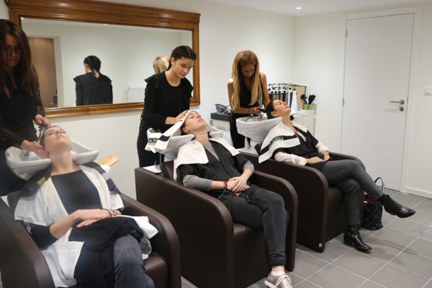 Les coiffeuses de Bruxelles: un coworking qui veut faire du bien