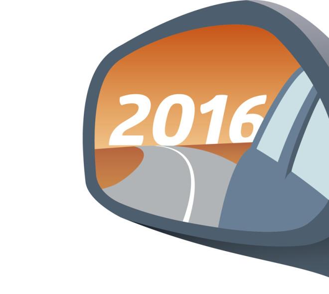 2016 dans le rétroviseur