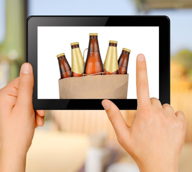 La livraison de bière à domicile? A Bruxelles c'est possible