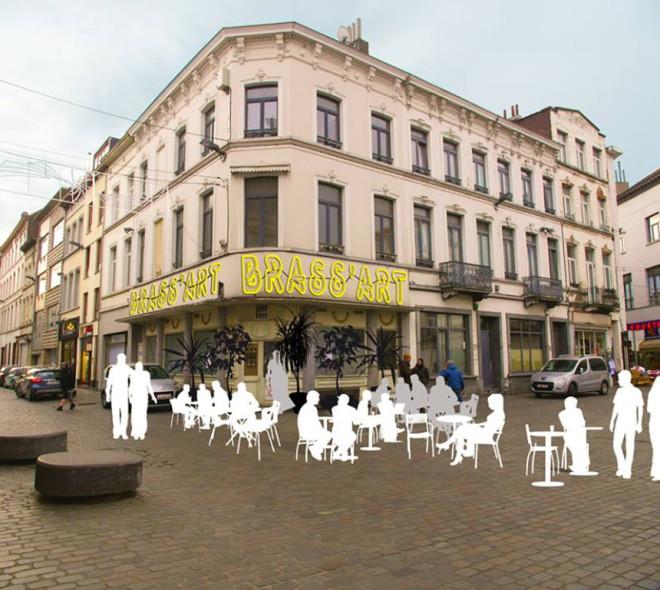 Un projet pilote de brasserie artistique ouvrira bientôt à Molenbeek