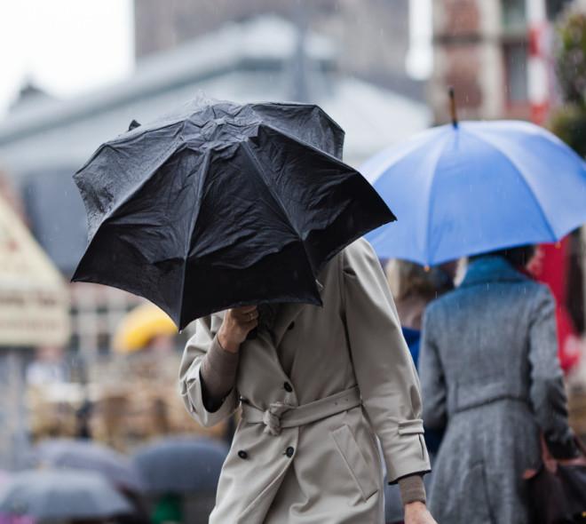 Les parcs de Bruxelles fermés pour cause de vent violent à partir de midi