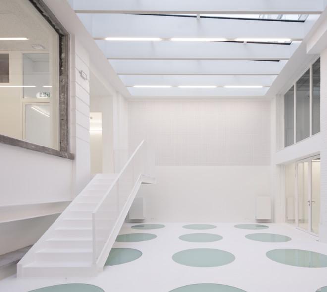 Inauguration du MAD, le centre de la mode et du design Bruxellois