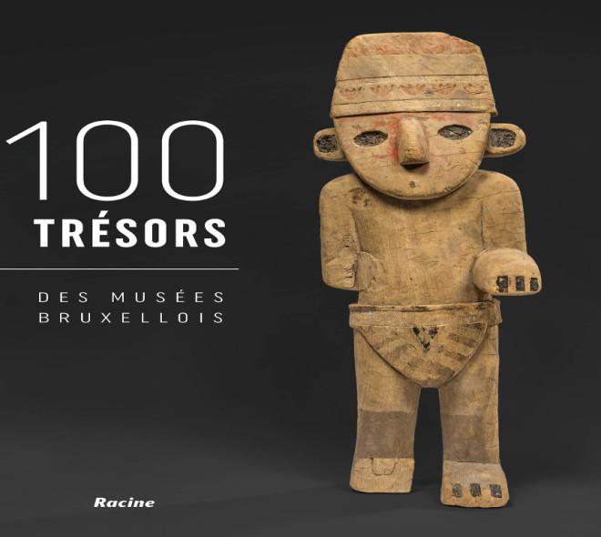 100 trésors des musées bruxellois relatés dans un livre