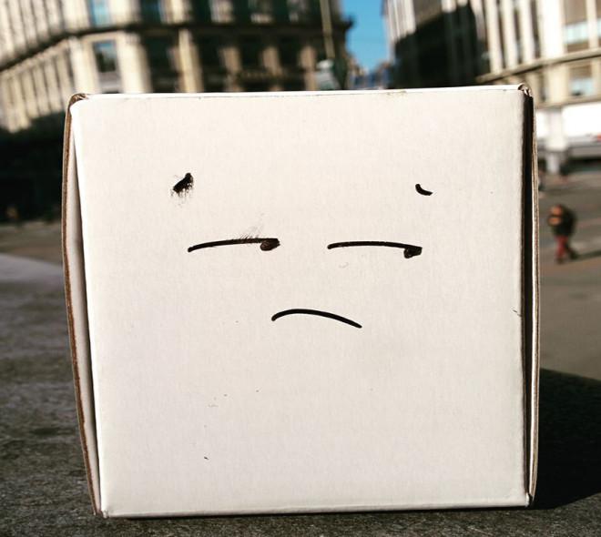 Leo Not Happy: héros masqué de la propreté bruxelloise