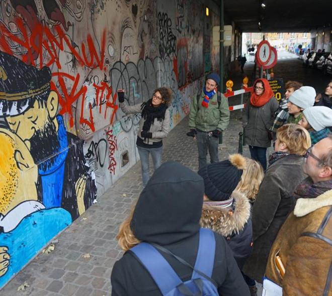 Visites guidées : une façon originale de découvrir Bruxelles