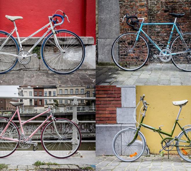 Grace aux ventes vintage Cyclo, devenez le maître des pistes cyclables.