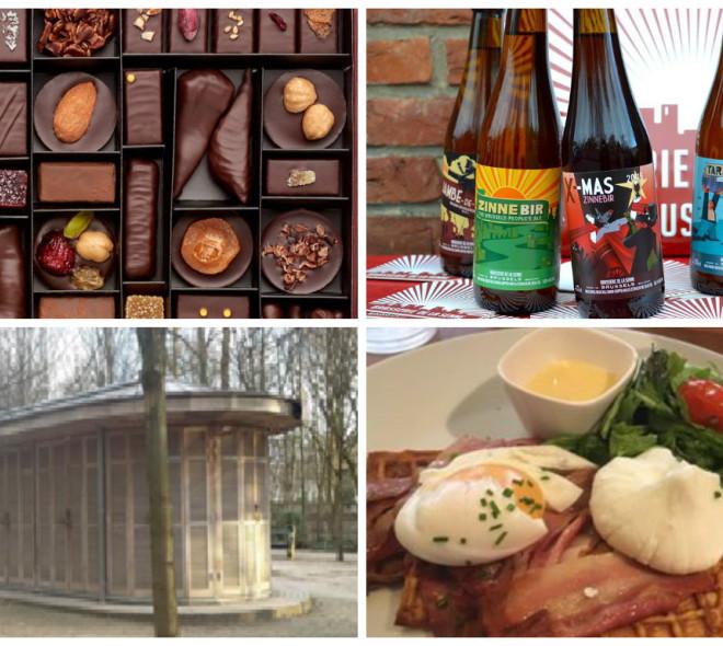Une nouvelle offre locale et saine pour les kiosques des parcs bruxellois