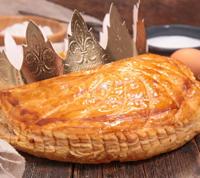 La galette des rois pour l'Épiphanie à Bruxelles ? Tradition et bonnes adresses !