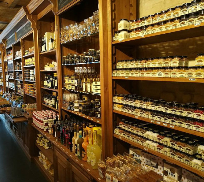 A la découvertes  d'épiceries fines de Bruxelles, connues et moins connues