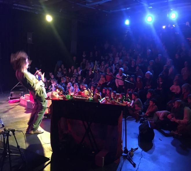 A Ixelles, la Maison Qui Chante fait découvrir la musique aux enfants