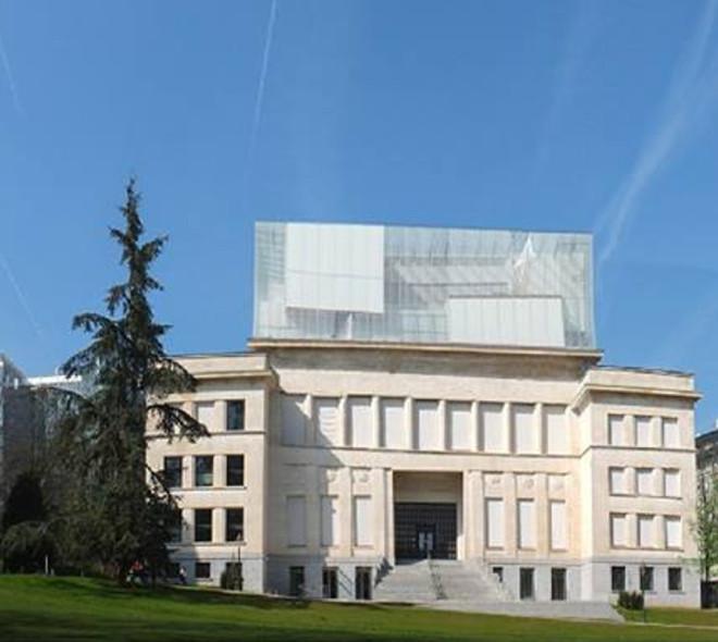 La Maison de l'histoire européenne est ouverte au parc Léopold
