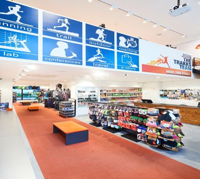 TraKKs: une enseigne spécialisée pour le running, trail et outdoor