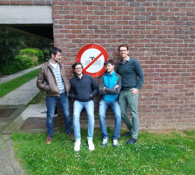 Traverser la Manche à la nage pour soutenir les migrants: l'idée de 4 Bruxellois