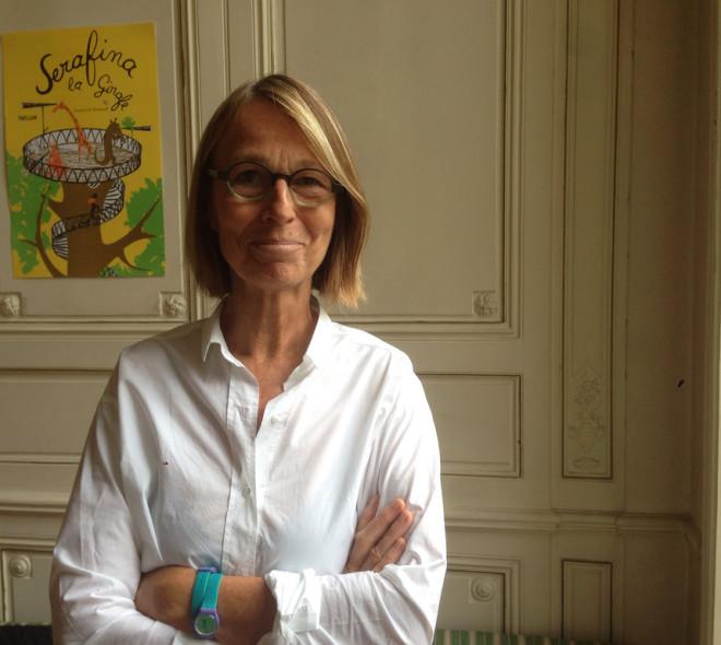 La nouvelle ministre de la Culture française est... Bruxelloise!