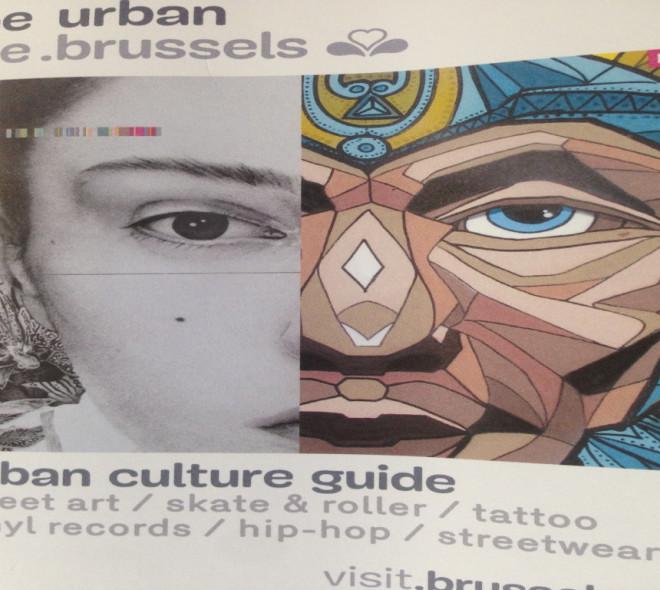 Un nouveau guide de la culture urbaine pour Bruxelles