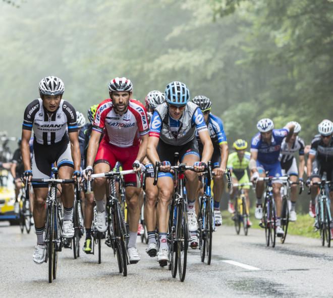 Le Tour de France s'élancera de Bruxelles en 2019